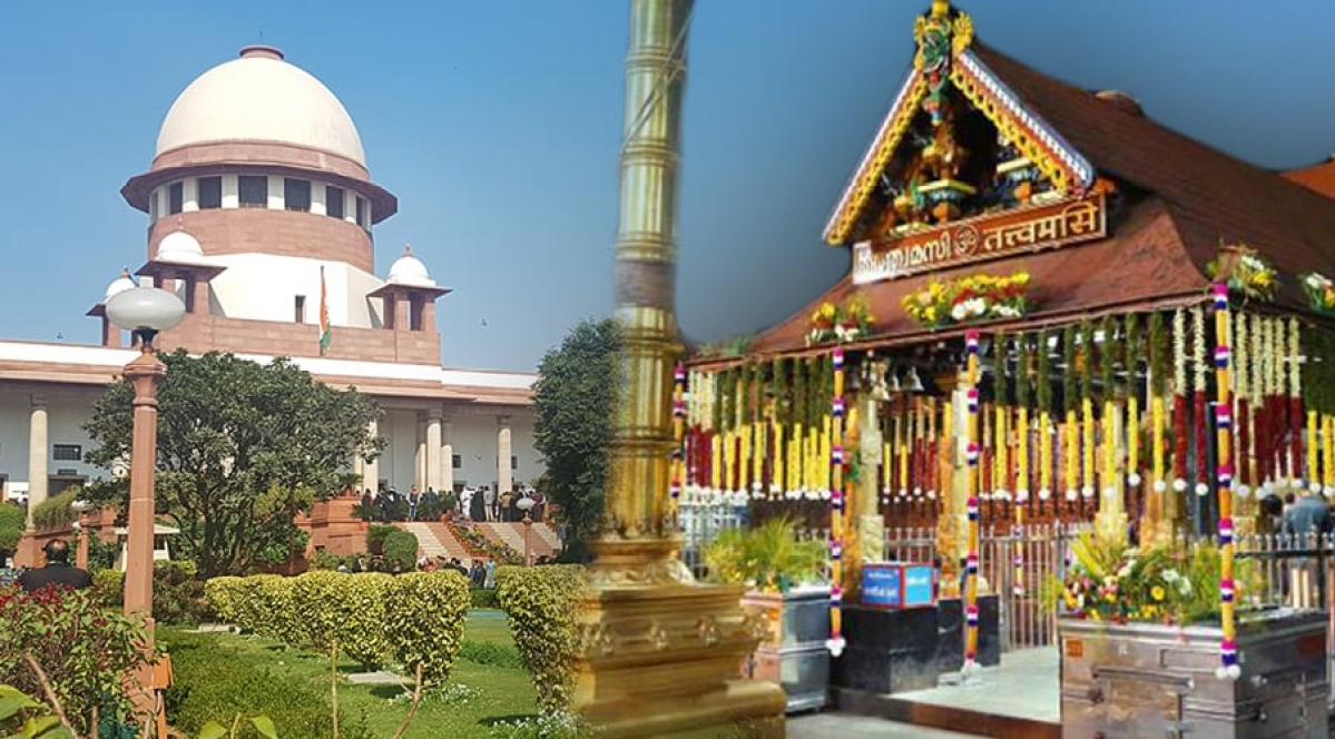 The Sabarimala controversy remains in limbo with the Supreme Court deciding to keep review petitions filed against its 2018 judgment pending