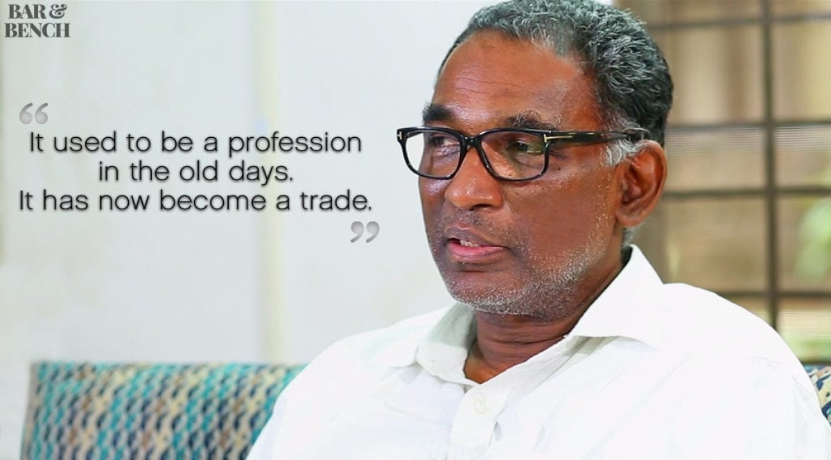 If somebody wants to abuse me, it is his liberty; I had taken an oath to protect his liberty, Justice Chelameswar [Video]