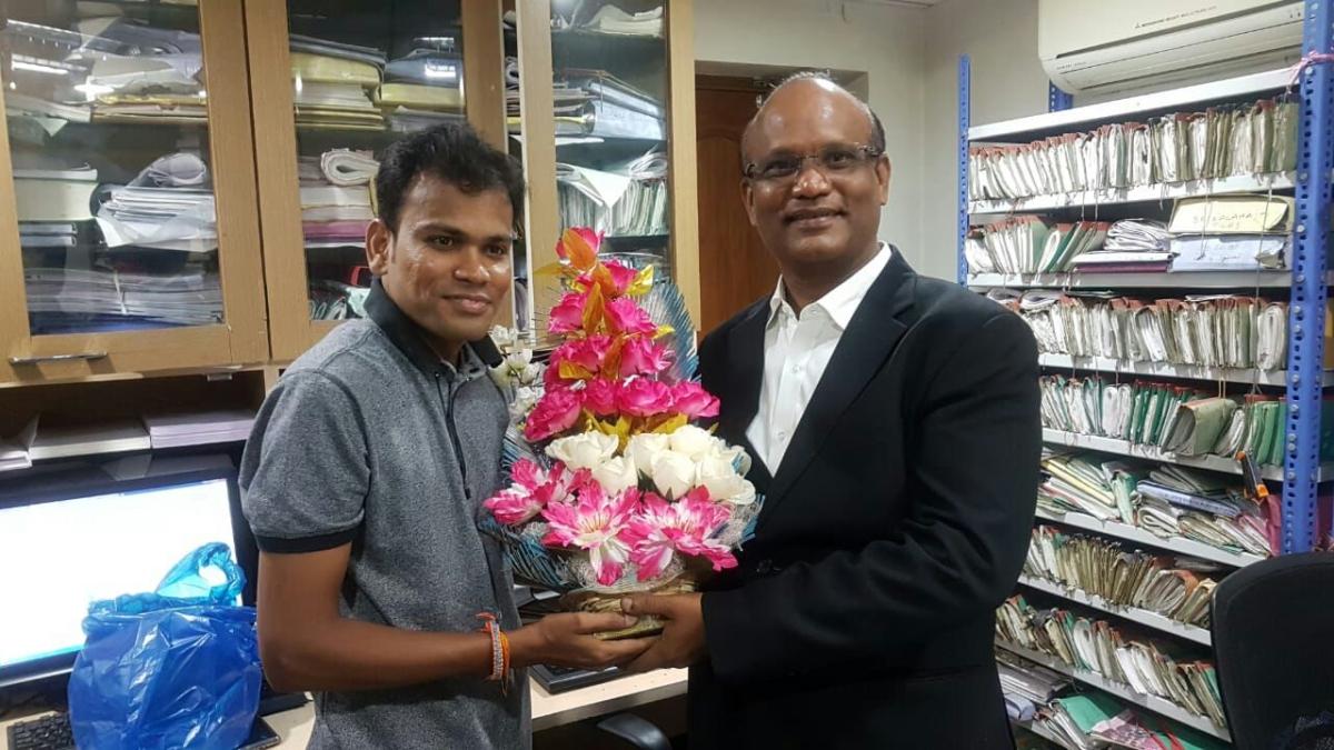 Meet Telangana's new Advocate General, BS Prasad