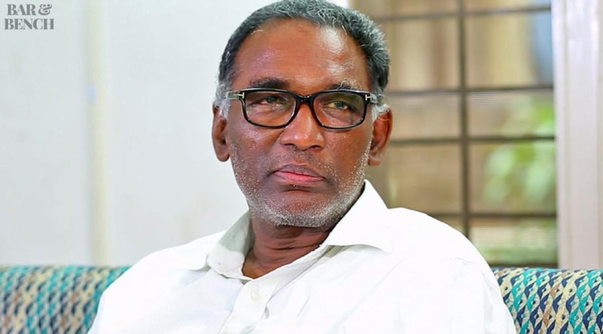 The Verdictum: Former Supreme Court judge, Justice Jasti Chelameswar