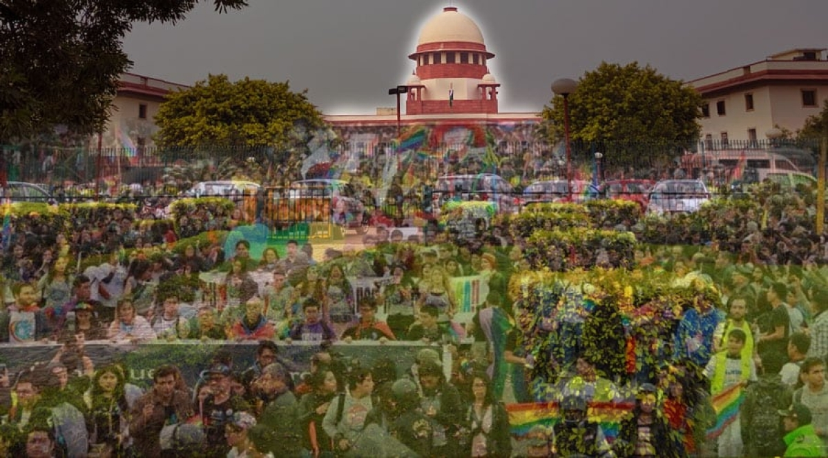 Nothing unnatural about it; Supreme Court decriminalises Gay Sex, reads down Section 377 IPC