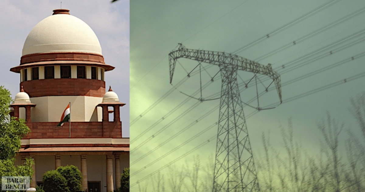 Supreme Court grants temporary relief to Power Cos from IBC proceedings [Read ORDER]