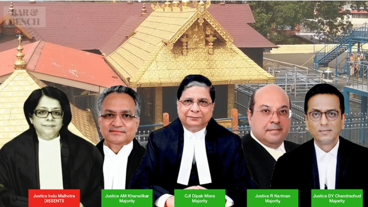Exclusive: Sabarimala Petitioners Bhakti Sethi, Prerna Kumari on events that triggered the PIL