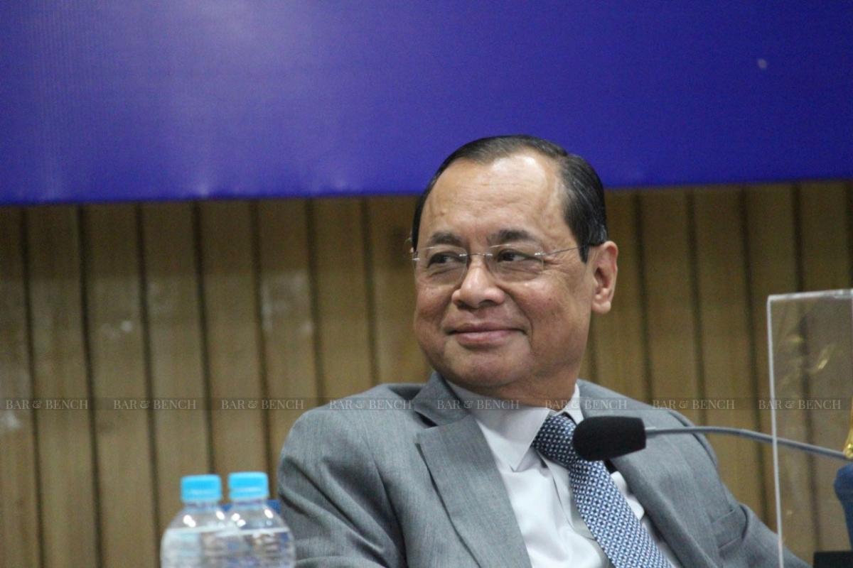 BREAKING: Former CJI Ranjan Gogoi nominated to Rajya Sabha [Read Notification]