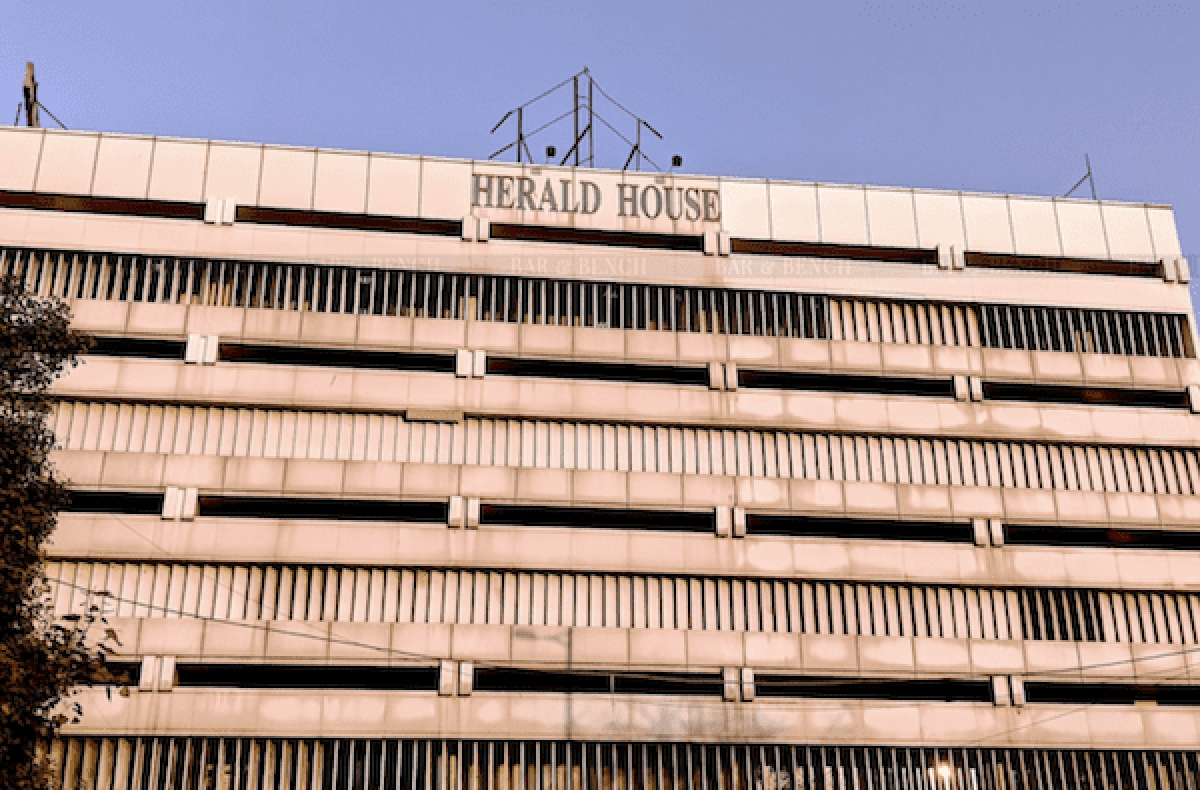 Delhi HC reserves verdict in AJL's appeal against order on vacation of Herald House