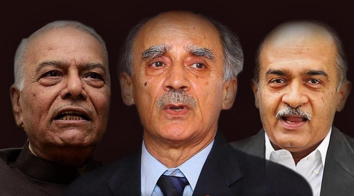 Rafale Deal: Yashwant Sinha, Arun Shourie, Prashant Bhushan move Supreme Court seeking CBI probe