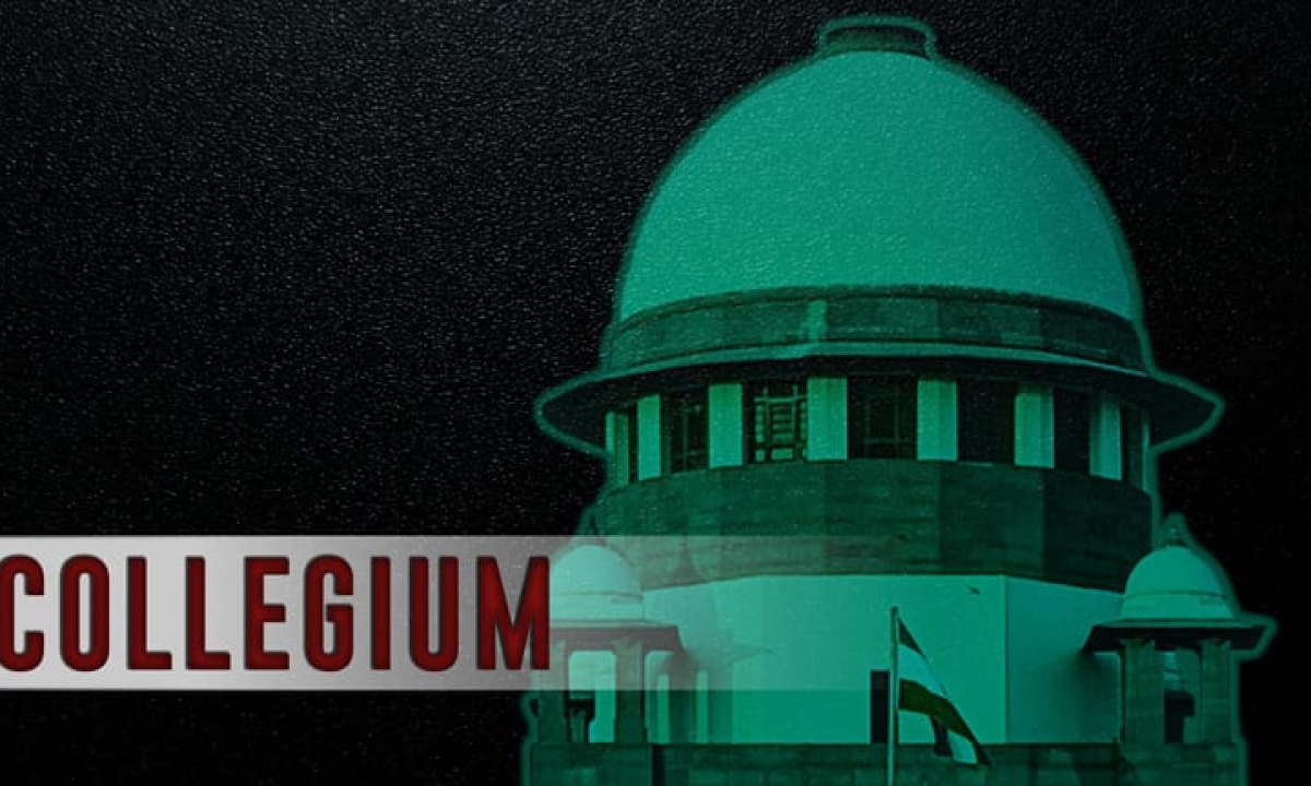 Collegium proposes appointment of one judge each for Manipur, Tripura High Courts