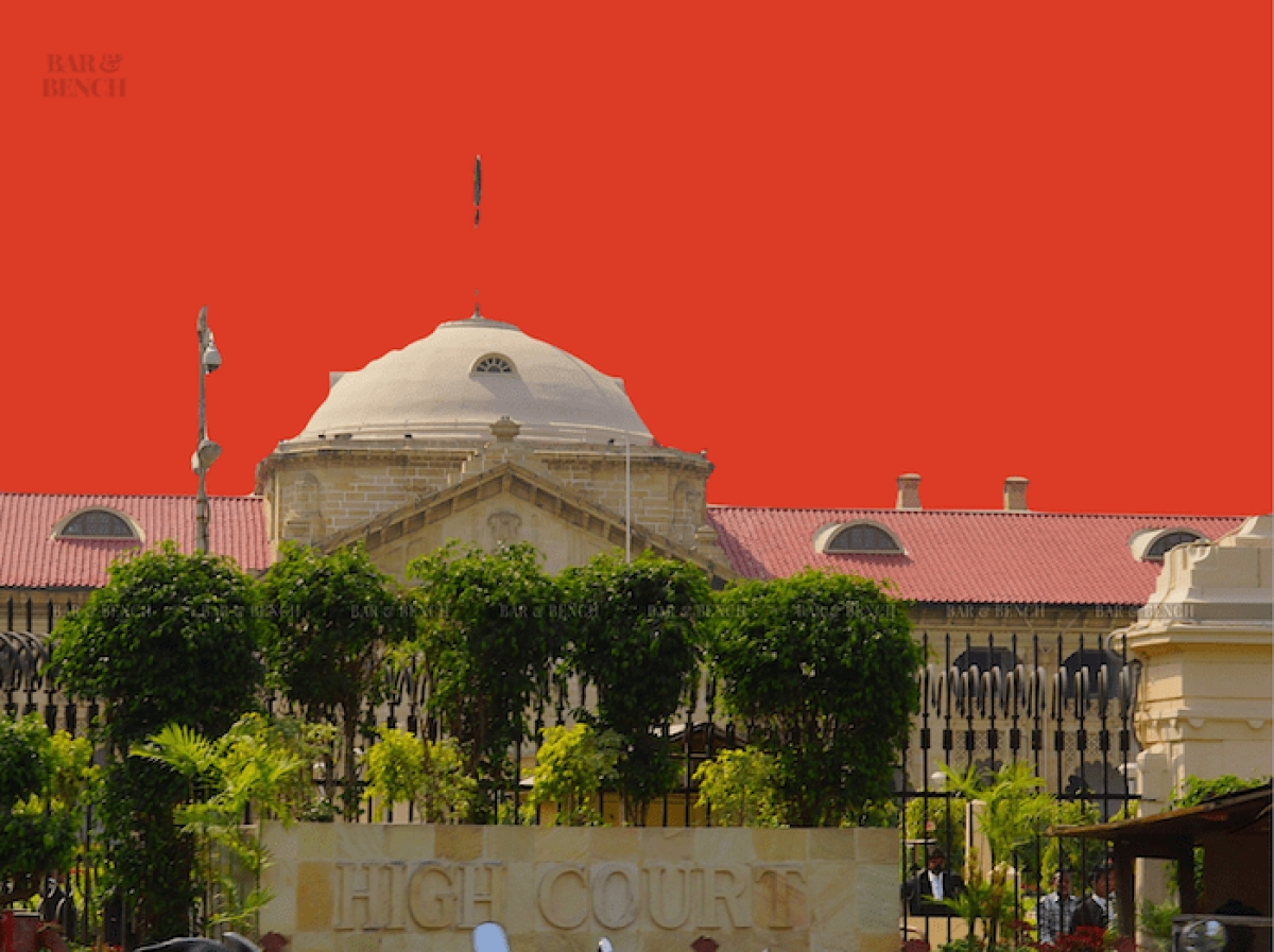Now Allahabad HC sentences Contemnor to sit in Court till rising of the Court [Read Order]
