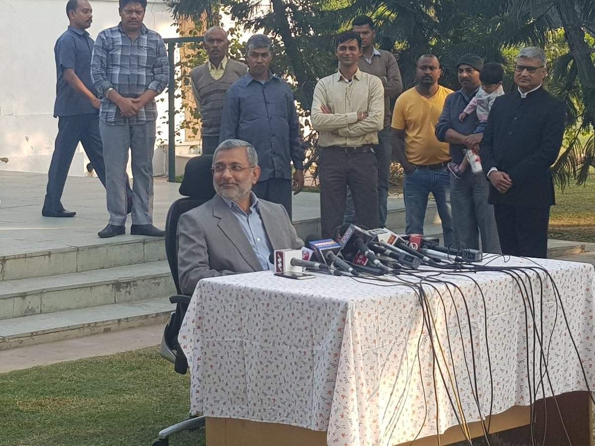 After we spoke out at the Press Conference, there has been more transparency: Kurian Joseph J