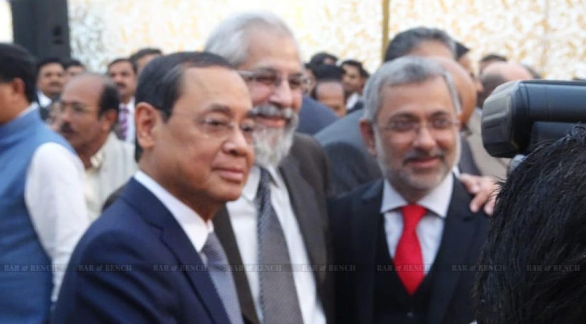 Brothers in Arms: CJI Gogoi, Justice Madan Lokur and Justice Kurian Joesph