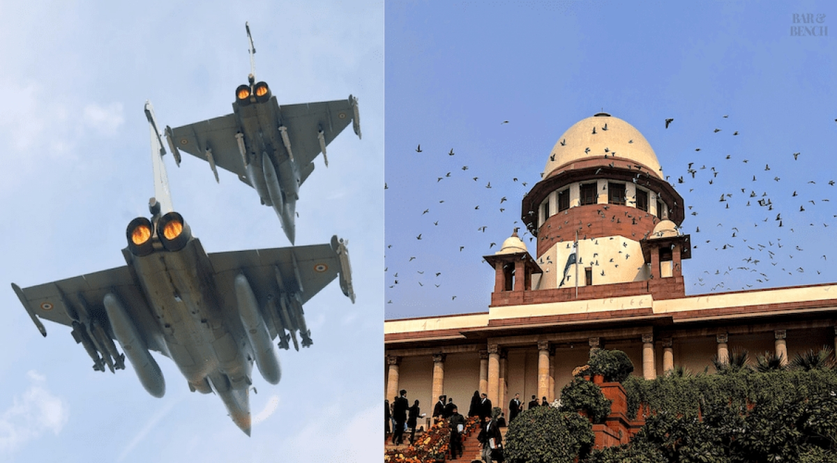 Rafale: Judgment obtained through multiple falsehoods and suppression, petitioners in rejoinder