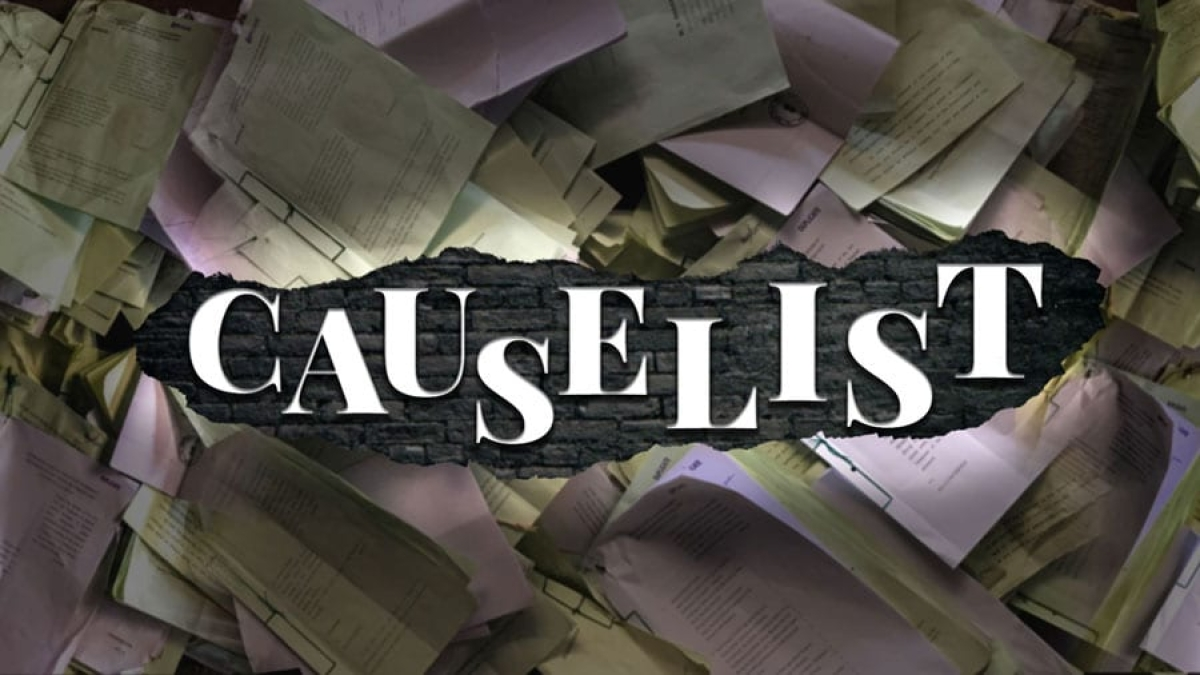 The B&B Causelist #213: Cases we track today