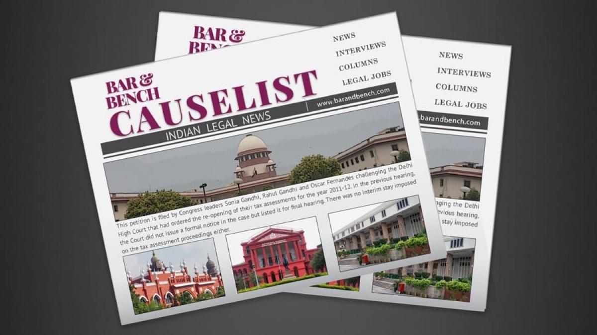 Causelist