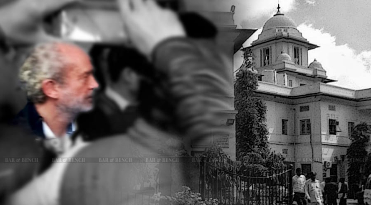 CBI Court directs Tihar Jail Authorities to shift Christian Michel from high-security solitary cell