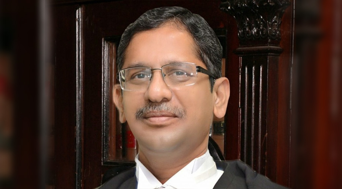 Justice NV Ramana recuses from hearing challenge to appointment of M Nageshwar Rao