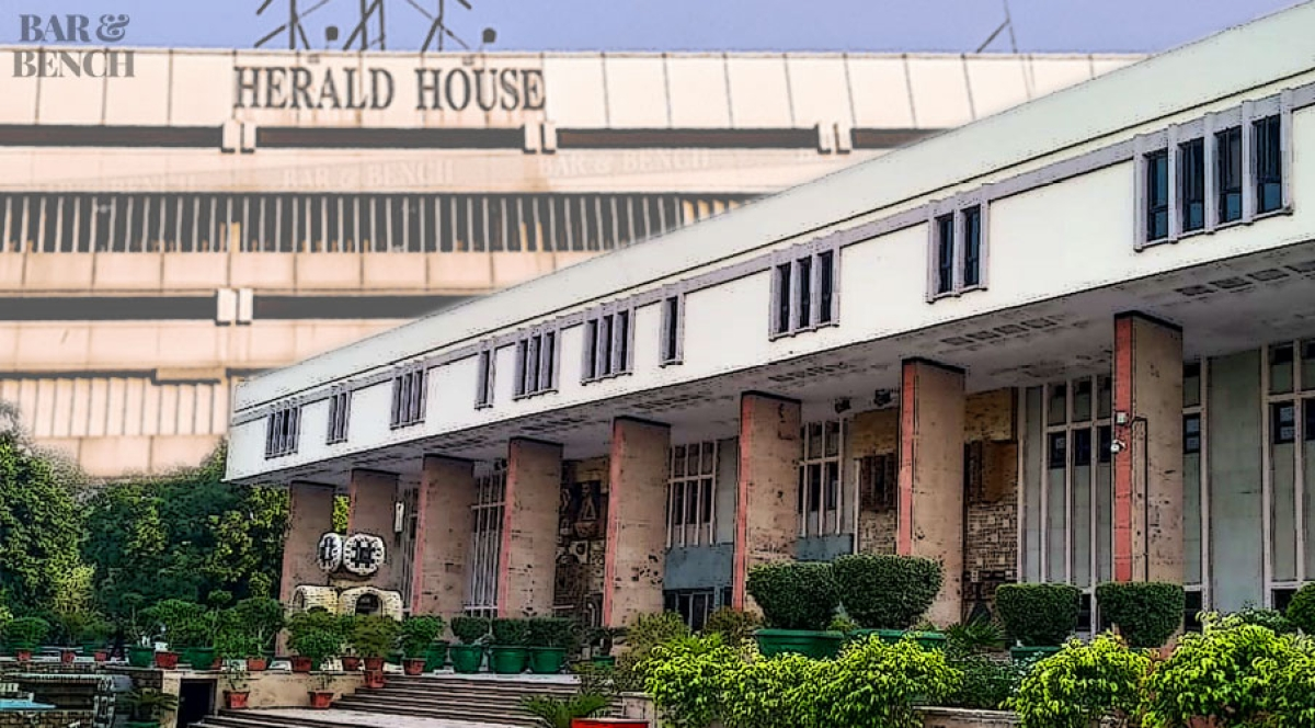 Breaking: Delhi High Court upholds Associated Journals' eviction from Herald House