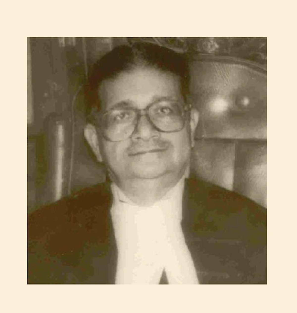 Justice Chittatosh Mookerjee