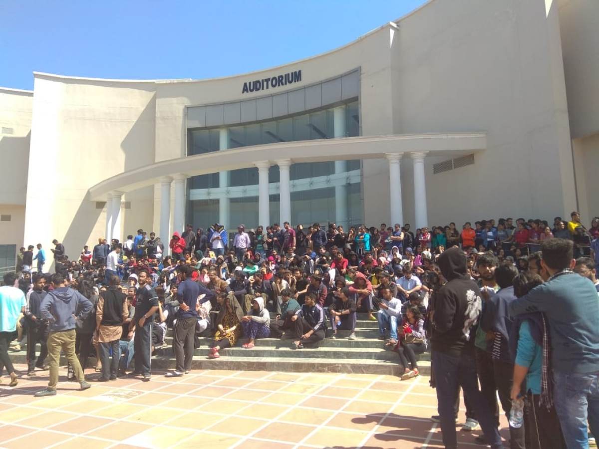 RGNUL Student Protest enters Day 3; NLU student consortium, other student bodies express solidarity