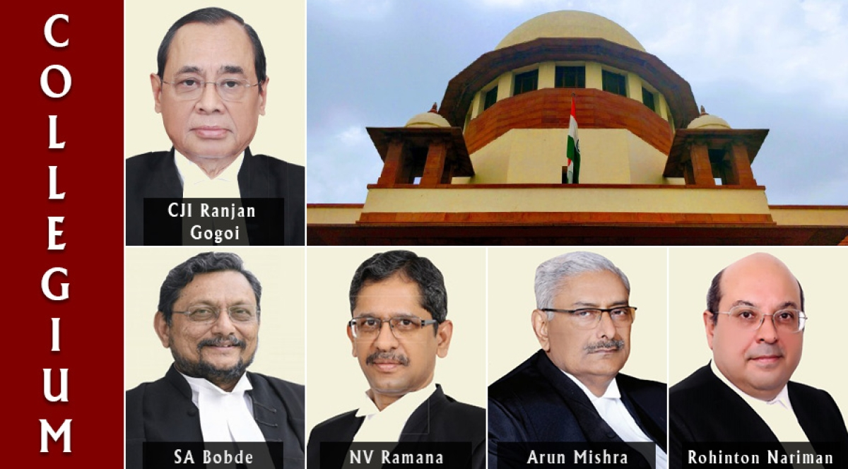 From Resolutions to Statements? Supreme Court Collegium publishes appointment details without reasons