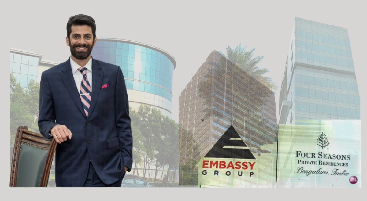 Real Estate Investment Trust: Arjun Lall speaks on Embassy Blackstone REIT IPO