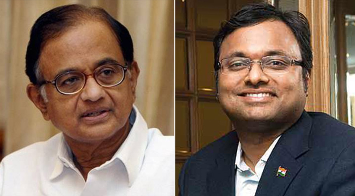 [Breaking] Aircel Maxis case: Special Court grants anticipatory bail to P Chidambaram, Karti