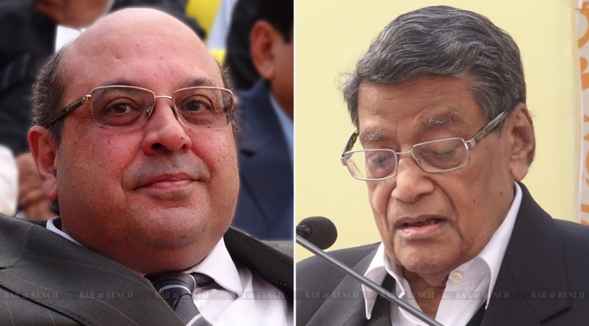 Bar & Bench: He is the greatest gentleman in this court, Justice Rohinton Nariman springs to the defence of AG KK Venugopal