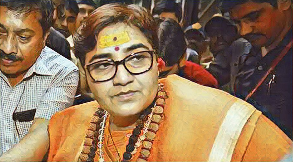 Matter for Election Commission to decide: NIA, Sadhvi Pragya respond to call for election ban