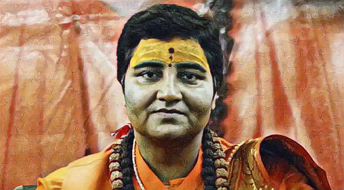 Application filed to restrain Sadhvi Pragya from contesting Lok Sabha elections, Court asks for NIA reply