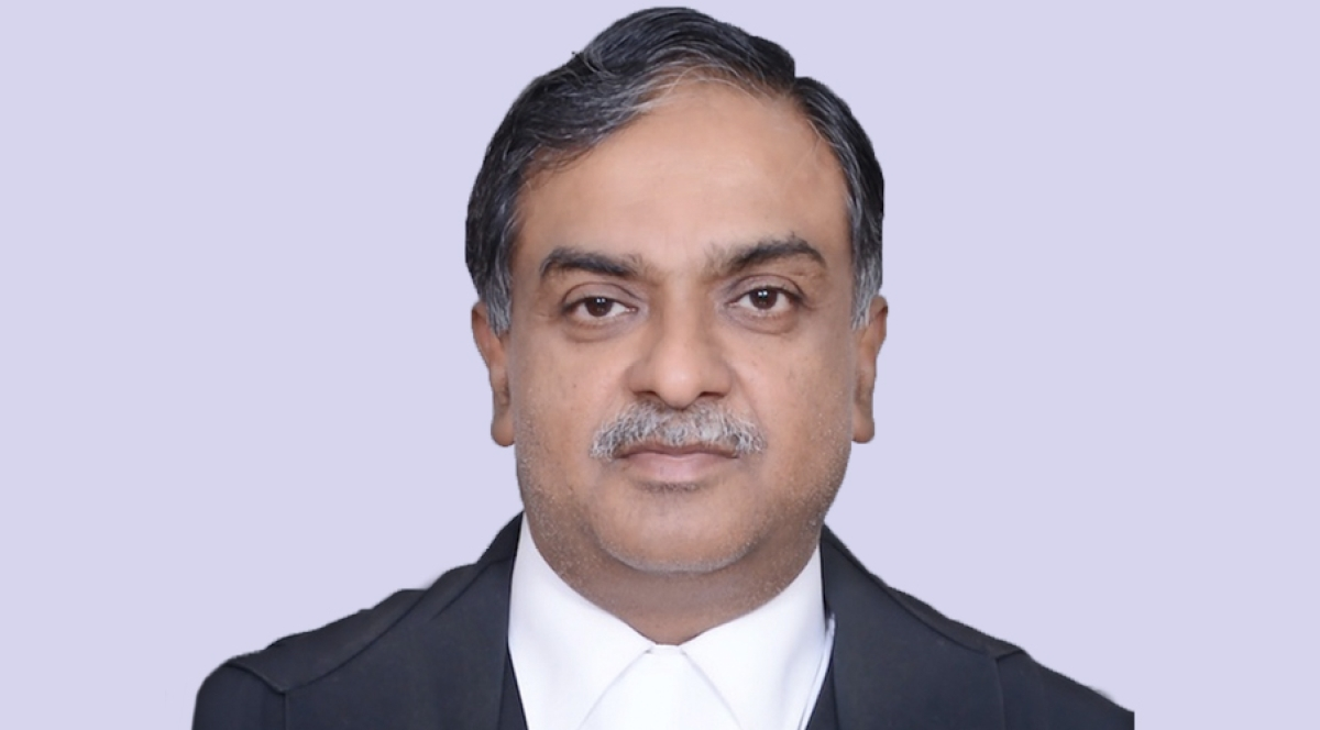 Centre notifies appointment of Justice Vikram Nath as Chief Justice of Gujarat High Court