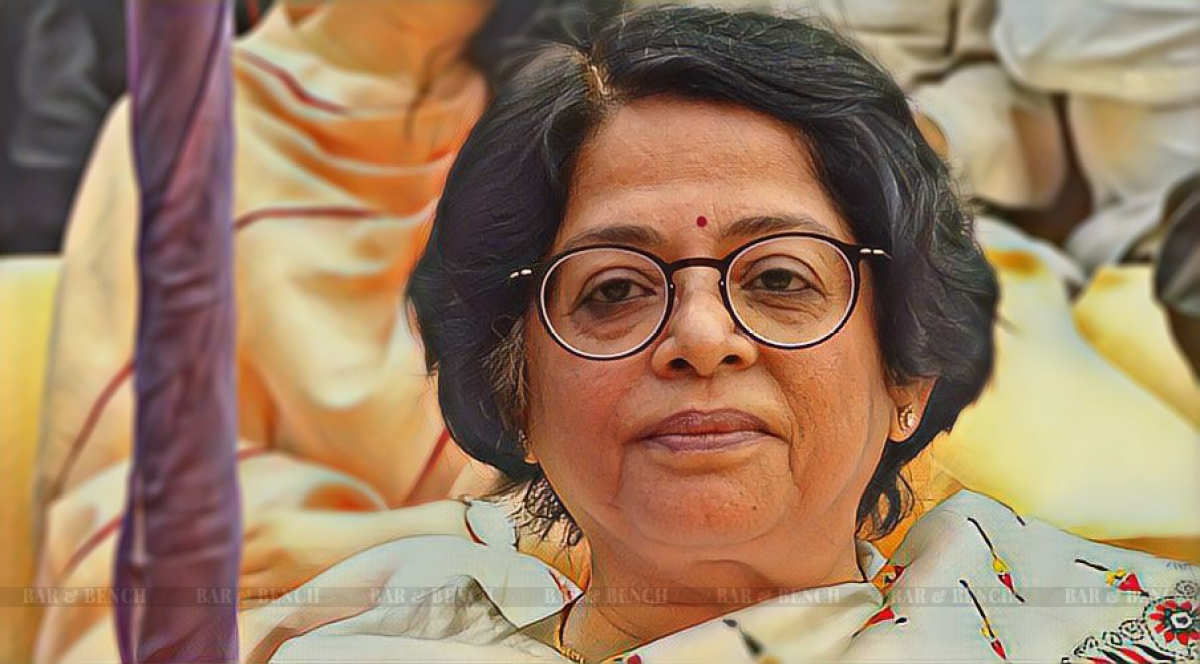 Justice Indu Malhotra delivered the sole dissenting judgment in the Sabarimala Case