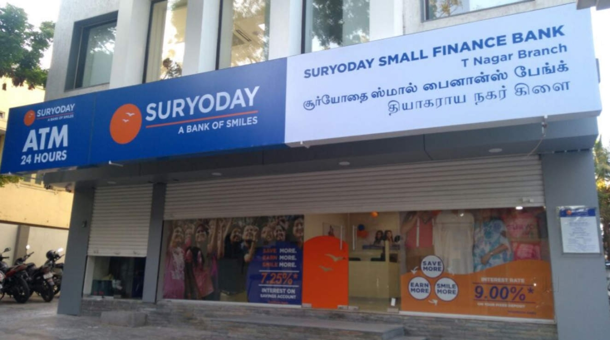 JSA, Trilegal, DSK, K Law, Jerome act on Suryoday Small Finance Bank₹248 crore fund raise