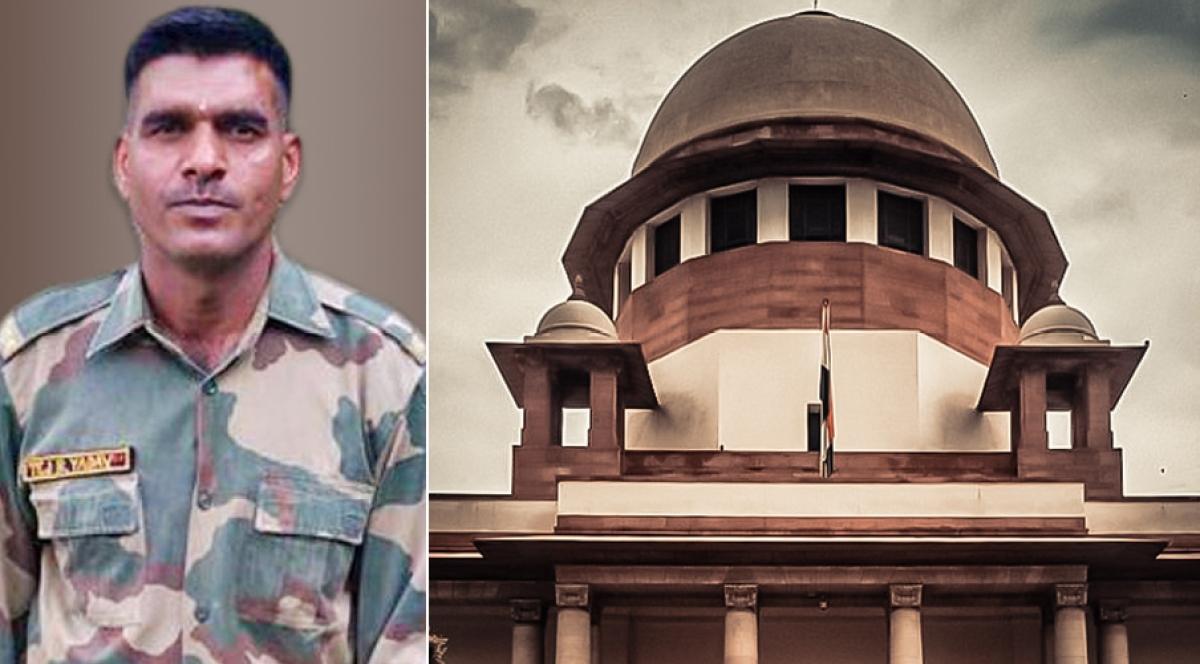 Former BSF Jawan Tej Bahadur Yadav moves Supreme Court against rejection of nomination