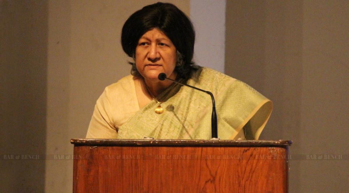 Justice Indira Banerjee