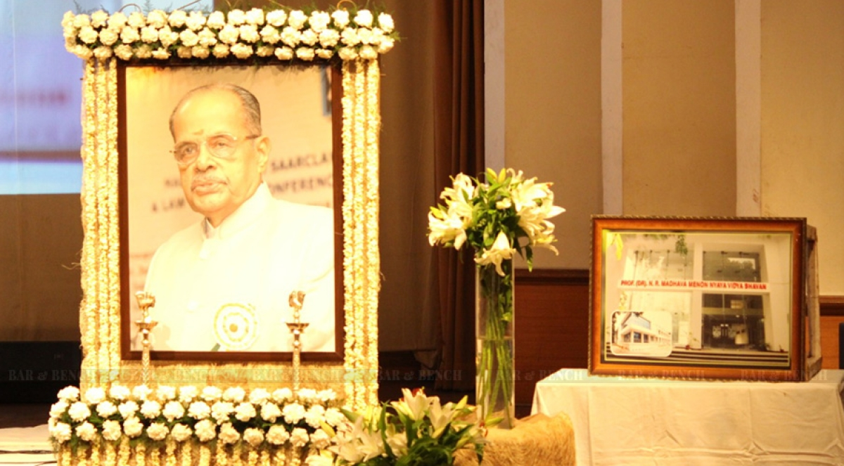 Thanks to him, Law is a subject aspired for: Tributes pour in for Prof Madhava Menon at memorial meeting
