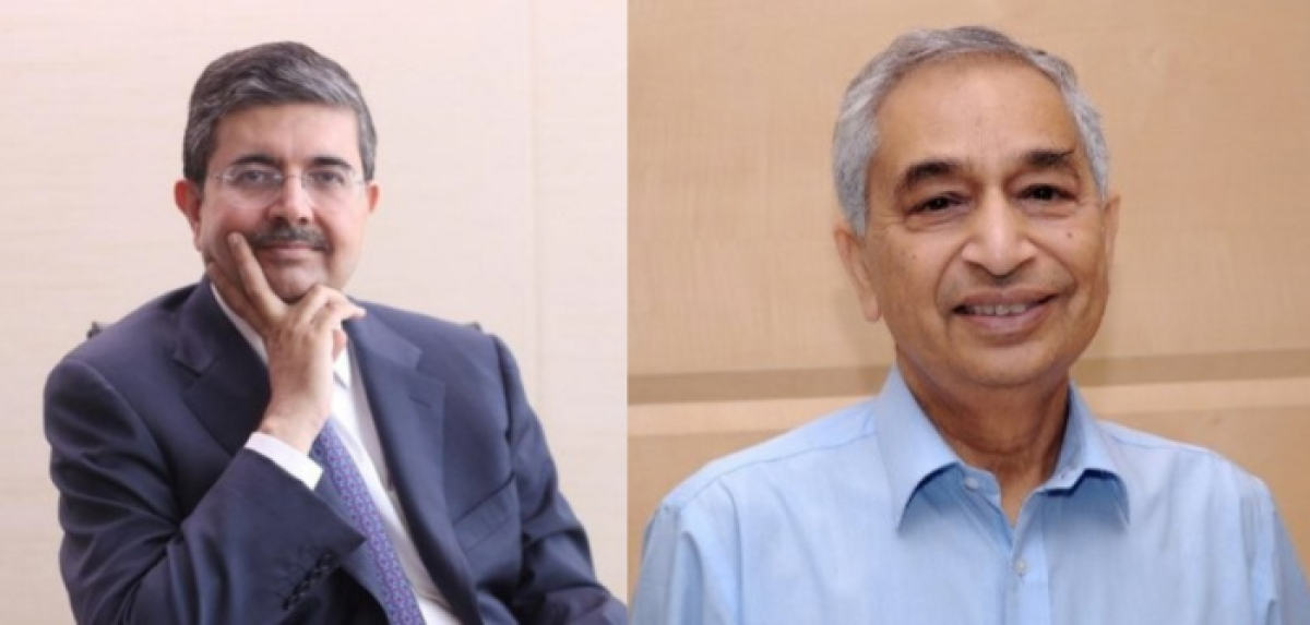 Uday Kotak (Chairman) and Vineet Nayyar (Vice Chairman) were appointed when they reconstituted a 8 member Board of Directors.