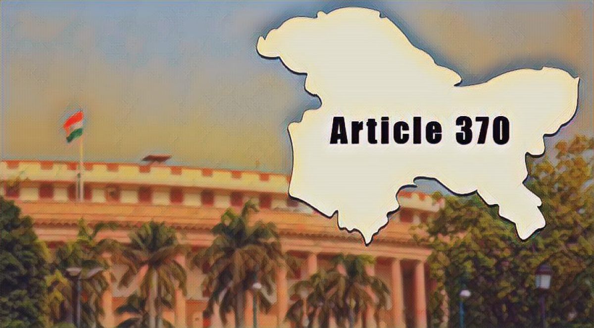 Article 370 has not been abrogated or repealed yet: Then what has the President of India done?