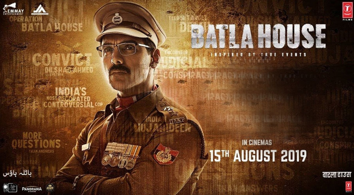 Delhi HC allows the release of 'Batla House' subject to modifications in the film