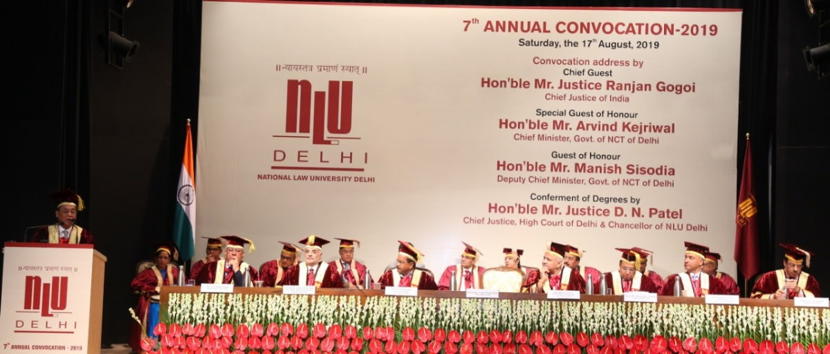 NLU Delhi LL.M. topper skips Convocation to protest handling of sexual harassment allegations against CJI