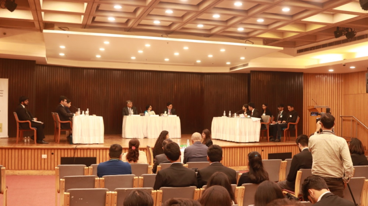NUJS wins South Asia Regional Round of FDI International Arbitration Moot Competition