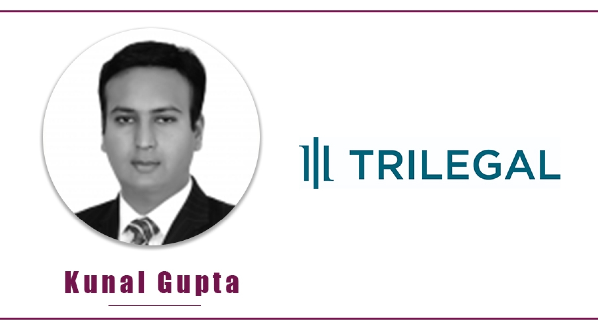 Cyril Amarchand Mangaldas Partner and Forensic Head Kunal Gupta to join Trilegal