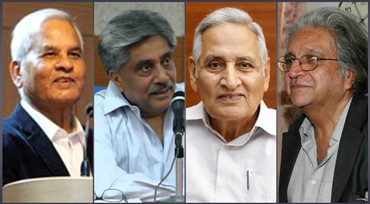 Upendra Baxi, MP Singh among four veteran Law Professors who will teach at JGLS