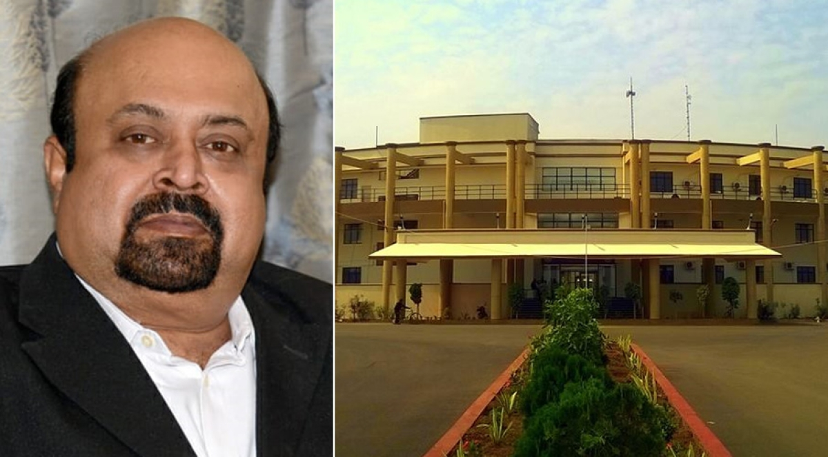 Dr VC Vivekanandan appointed Vice-Chancellor of HNLU, Raipur