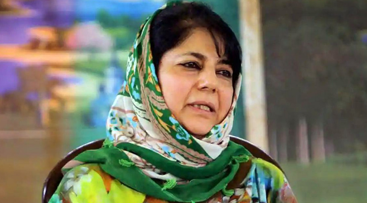 Kashmir Lockdown: Supreme Court allows daughter to meet detained PDP President, Mehbooba Mufti