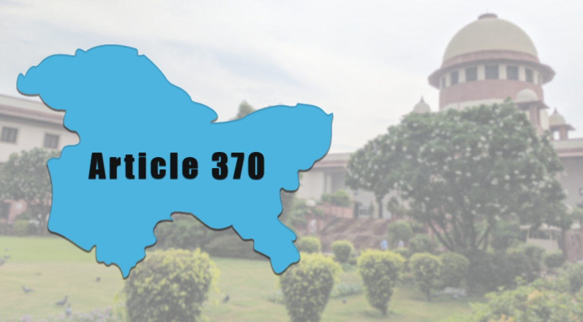 Abrogation of Article 370: Live updates from the Supreme Court [Day 5]