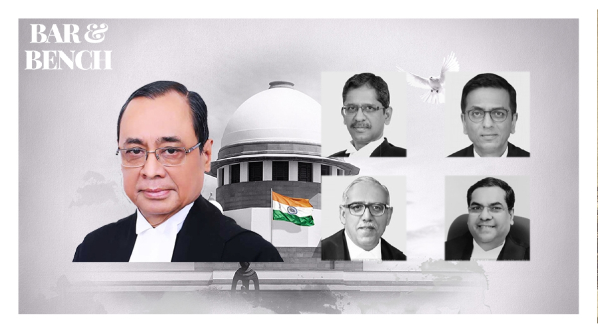 A five-judge Constitution Bench of the Supreme Court recently referred the question to a larger bench.