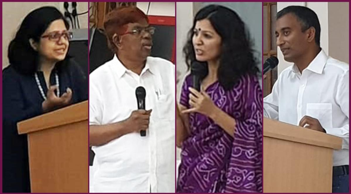 Tackling Caste Discrimination Through Law: CLPR event conducted at Karnataka HC