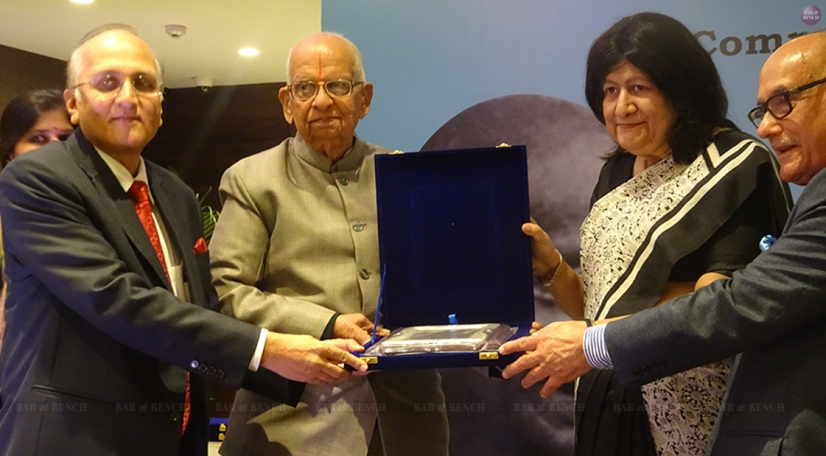 Bar Association of India honours legal luminaries on Lawyers of India Day 2019