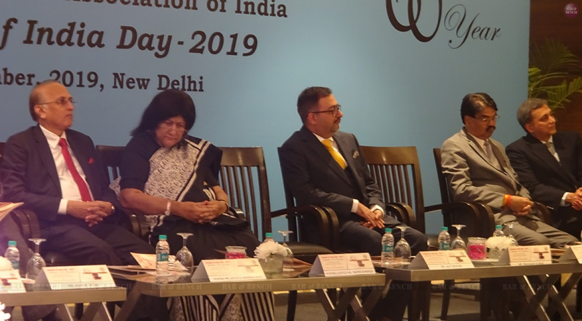 Lawyers of India Day, 2019