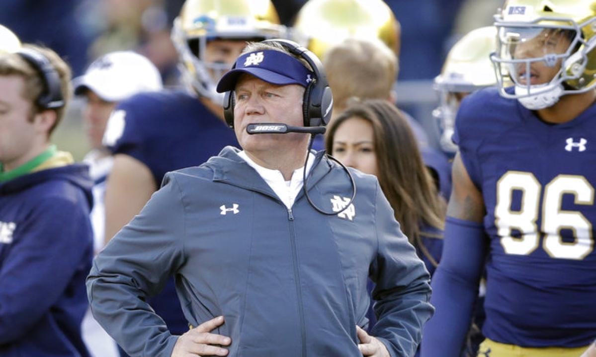 NCAAF: Mike Kern on Notre Dame vs. Clemson - Saturday, 4 pm