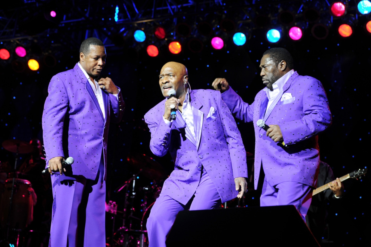 The O'Jays will be in AC on New Year's Eve